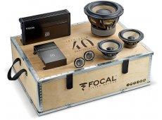Focal Car, ATV, and Motorcycle Audio Kits
