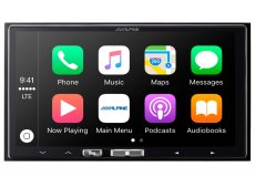 Alpine Apple CarPlay Compatible Stereos