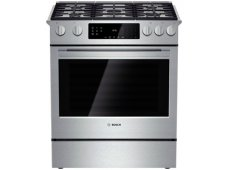 Bosch Slide-In Gas Ranges