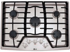 LG Gas Cooktops