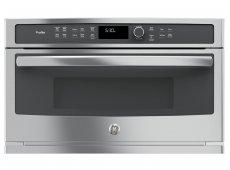 GE Profile Built-In Drop Down Microwaves
