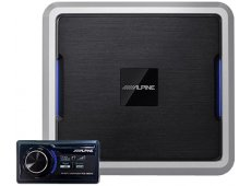 Alpine Car Audio Processors