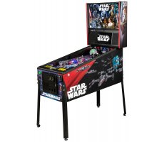 Stern Pinball Game Room