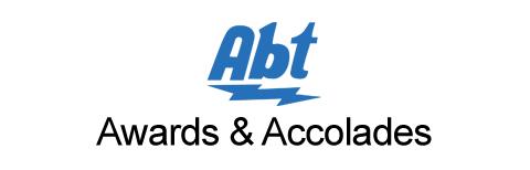 Abt Awards & Accolades