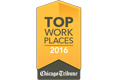 Chicago Tribune - Chicago's Top Workplaces 2016