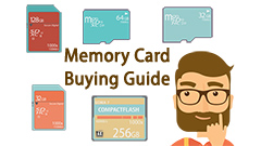 Memory Card Buying Guide