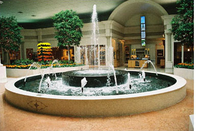 Abt Atrium Fountain