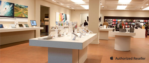 Apple Boutique at Abt