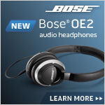 Bose Over Ear Headphones OE2