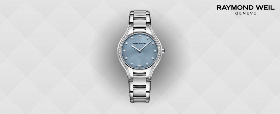 Raymond Weil Luxury Swiss Watches - Noemia Womens Watch