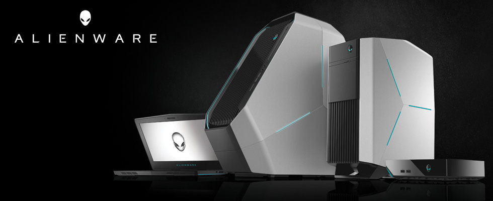 Alienware Gaming Desktop and Laptop Computers at Abt