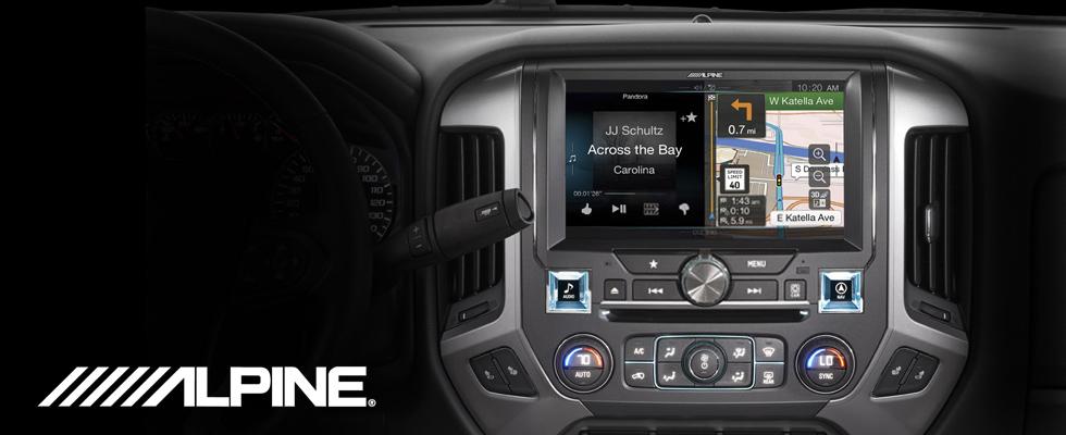 Alpine Mobile Audio at Abt
