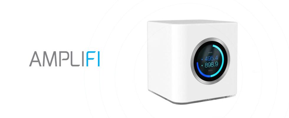 AmpliFy Mesh Wi-fi System at Abt