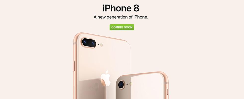 iPhone 8 - Coming Soon