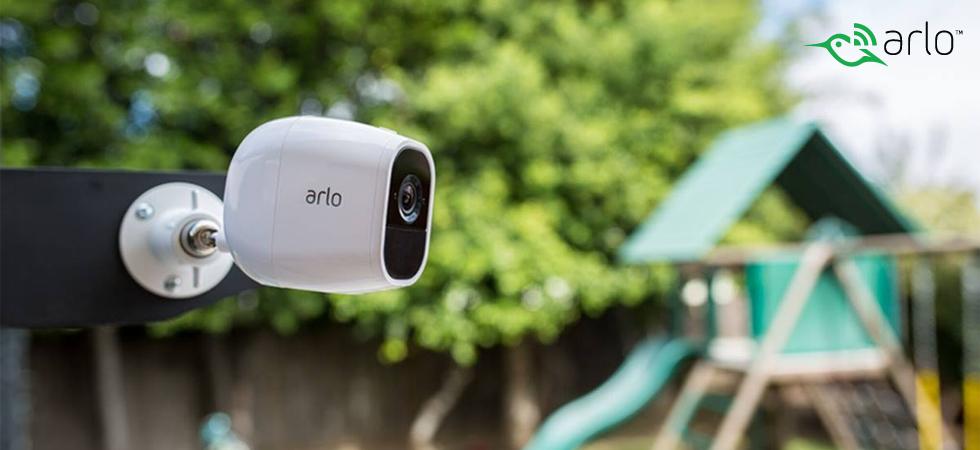 Arlo Security Cameras at Abt