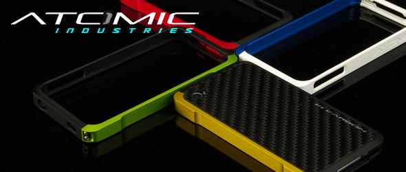 Atomic iPhone Cases