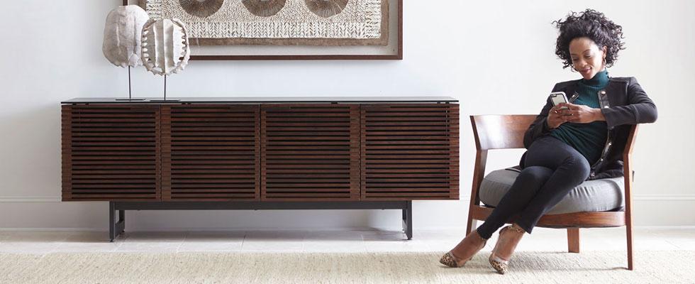 BDI Furniture TV Stands Computer Desks Abt - Abt tv stands