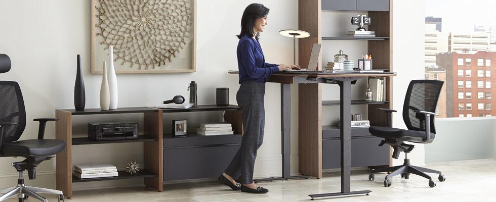 BDI Sequel Lift Desk at Abt