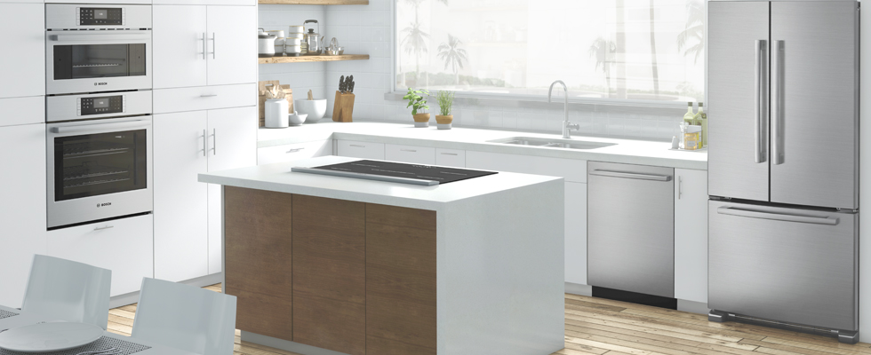 Bosch 800 Series Kitchen