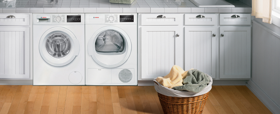 Bosch Laundry Room