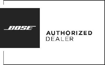 Bose Authorized Dealer