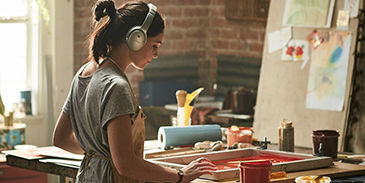 Bose QuietComfort 35 Headphones - Quiet sounds quieter