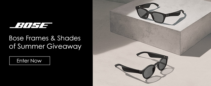Bose Frames & Shades of Summer Giveaway