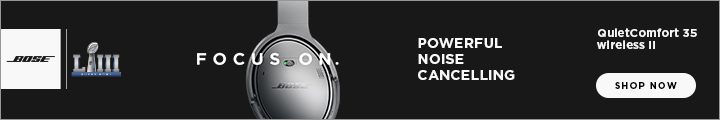 Powerful Nosie Cancelling. Bose QuietComfort 35 wireless II - Shop Now