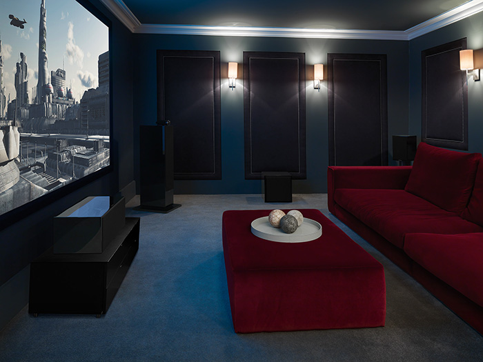 Bowers & Wilkins - Theater Systems