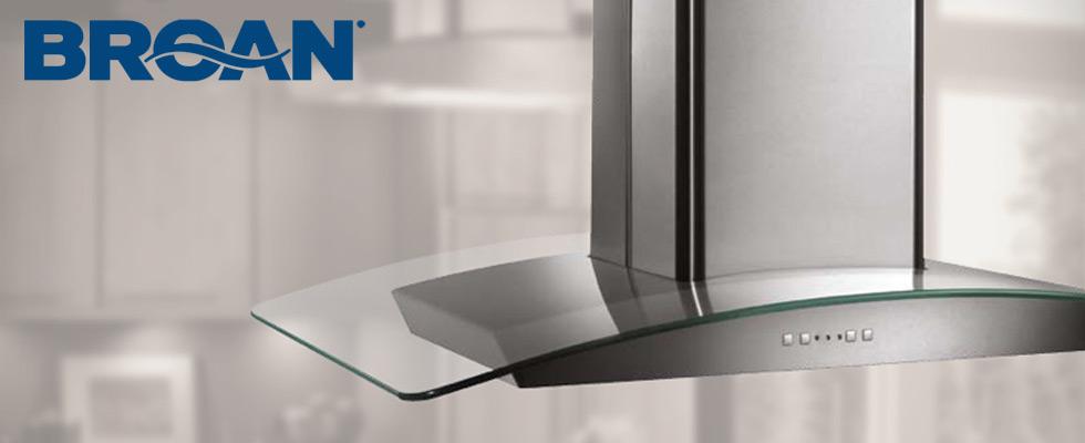 Broan Range Hoods - Stylish Ventilation Options at Abt