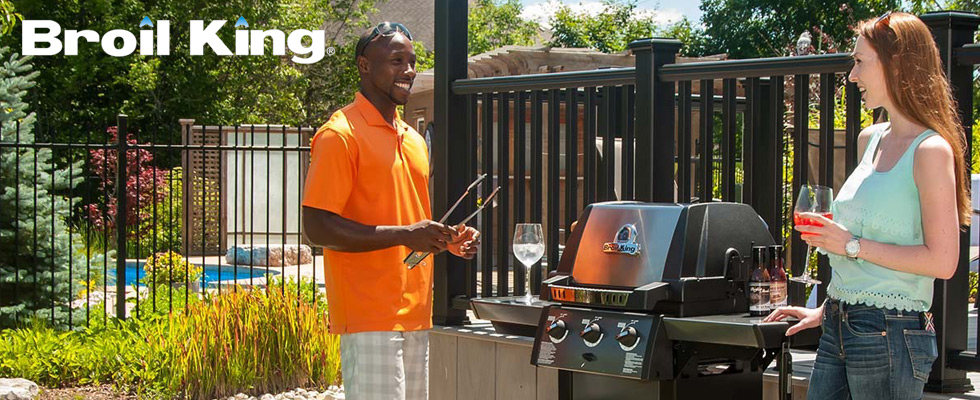 Broil King Gas Grills at Abt