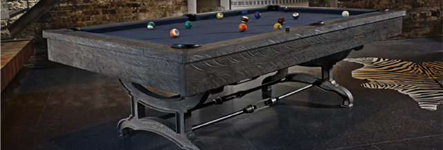 Brunswick Billiards Pool Tables at Abt
