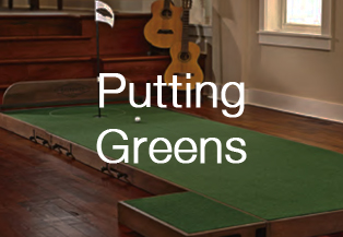 Brunswick Billiards Putting Greens at Abt