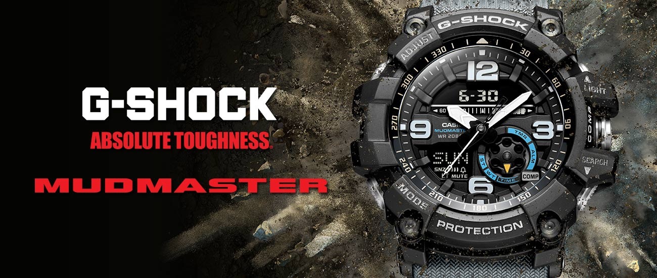 Casio G-Shock Watches at Abt