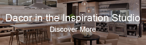 Dacor in the Inspiration Studio - Discover More