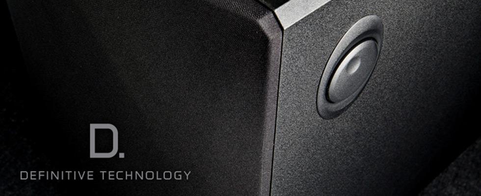 Definitive Technology Speakers Soundbars Subwoofers More Abt - Abt speakers