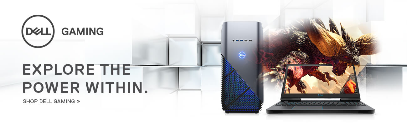 Dell Gaming - Explore The Power Within. Shop Dell Gaming