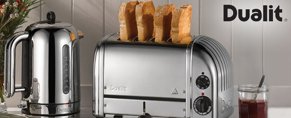 Find the Famous Dualit Toaster & More at Abt