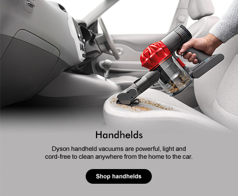 Dyson Handheld Vacuums