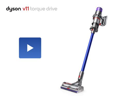 Dyson V11 Torque Drive Cordless Handheld Vacuum Video