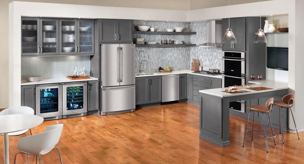 Gentil Shop Electrolux Appliances | Refrigerator, Washer And Dryer ...