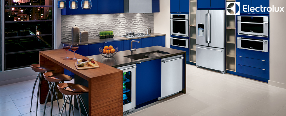 ... Electrolux Kitchen ...