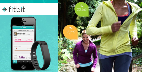 Fitbit Activity Tracker with Heart Rate Monitor