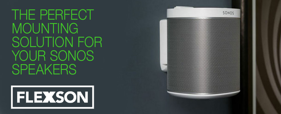 Flexson Accessories for SONOS at Abt