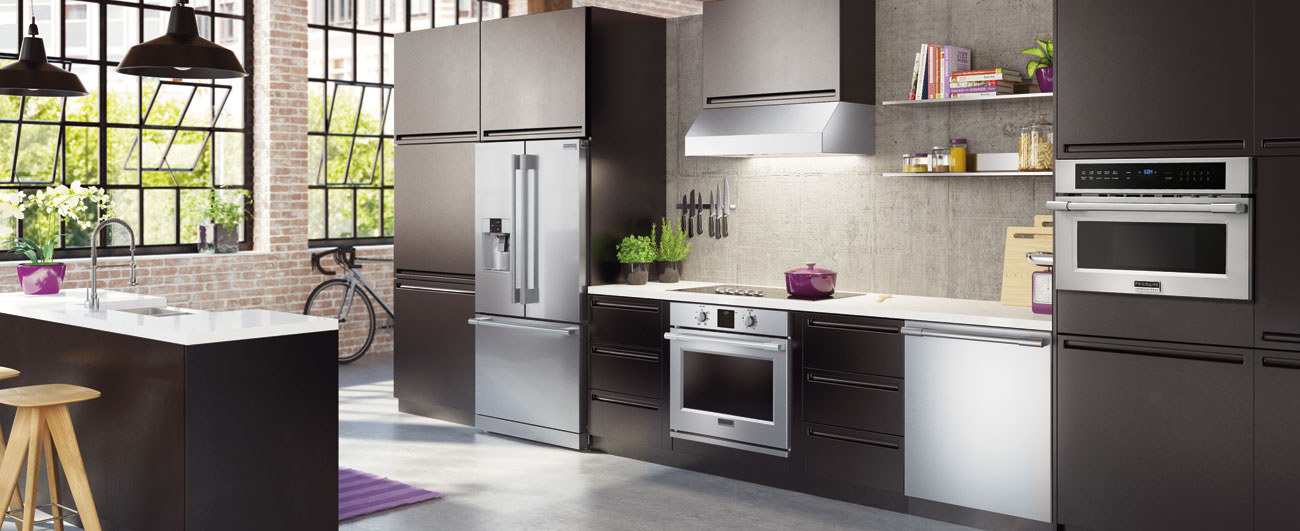 Frigidaire Professional Appliances at Abt.