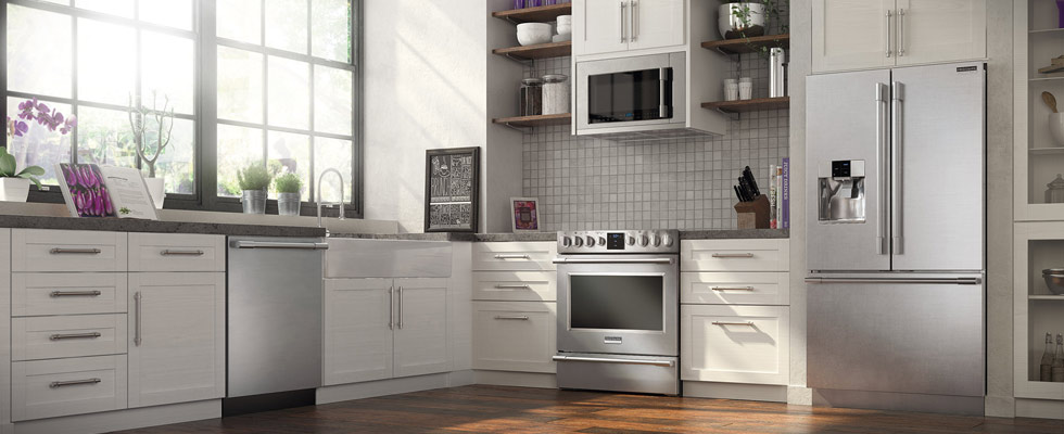Frigidaire Professional Appliances at Abt.