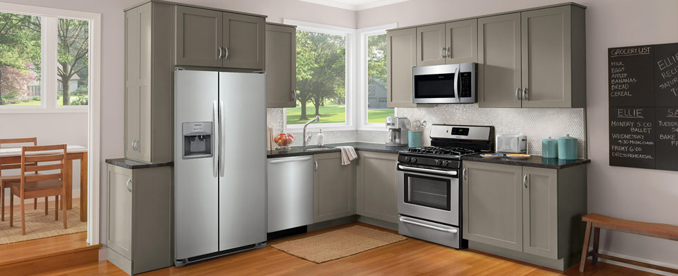 frigidaire kitchen appliances at abt