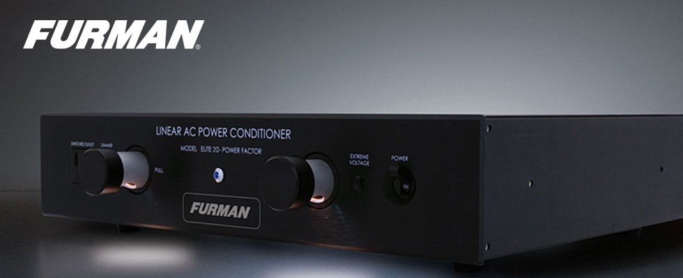 Furman Power Conditioners & AC Power Sources