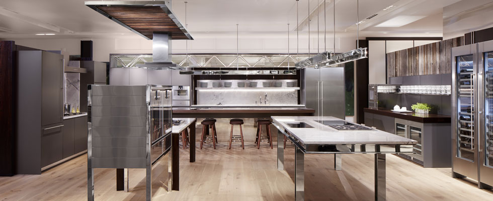 Gaggenau Appliances in The Abt Inspiration Studio