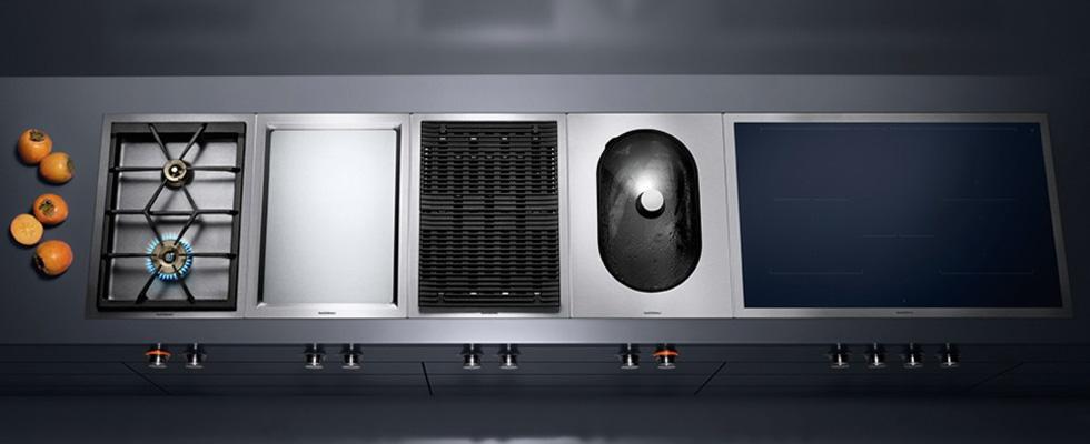gaggenau appliances abt. Black Bedroom Furniture Sets. Home Design Ideas